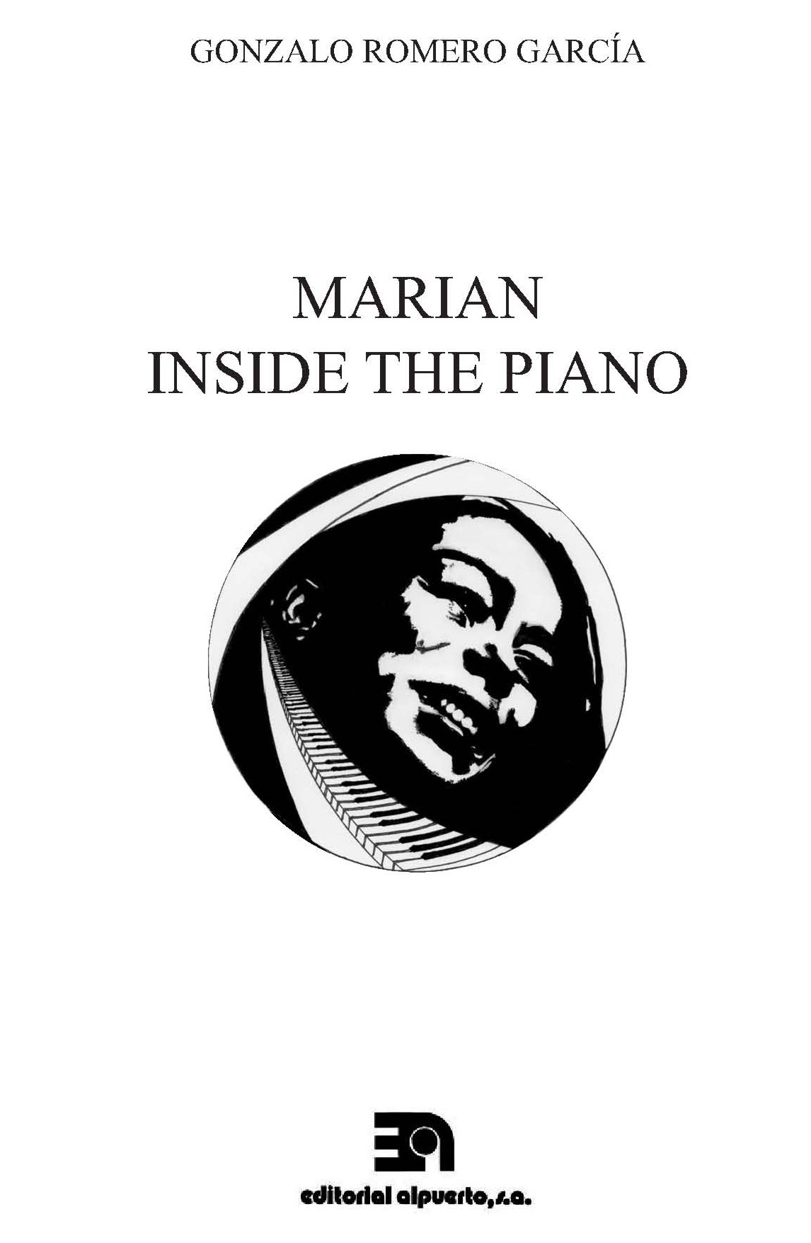 Marian Inside the Piano